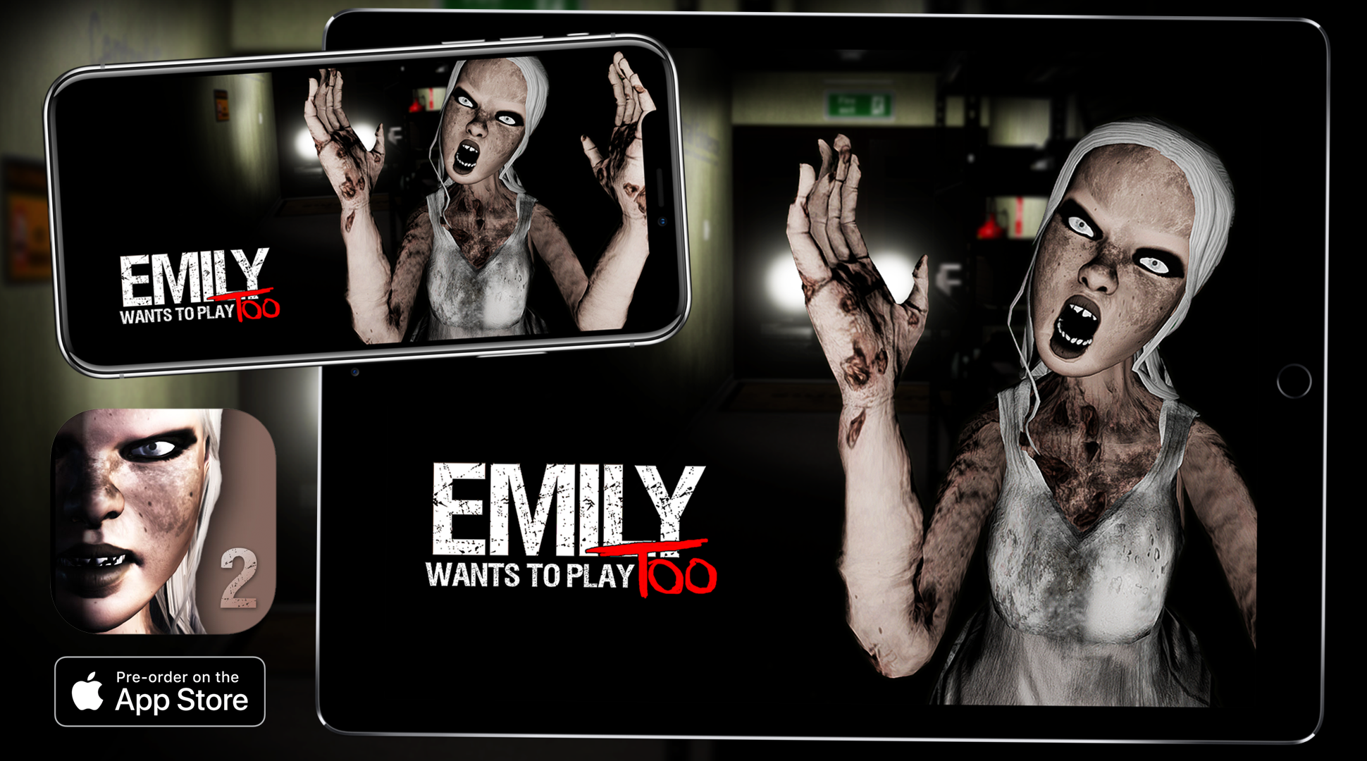 Preorder Emily Wants to Play Too on the App Store iOS