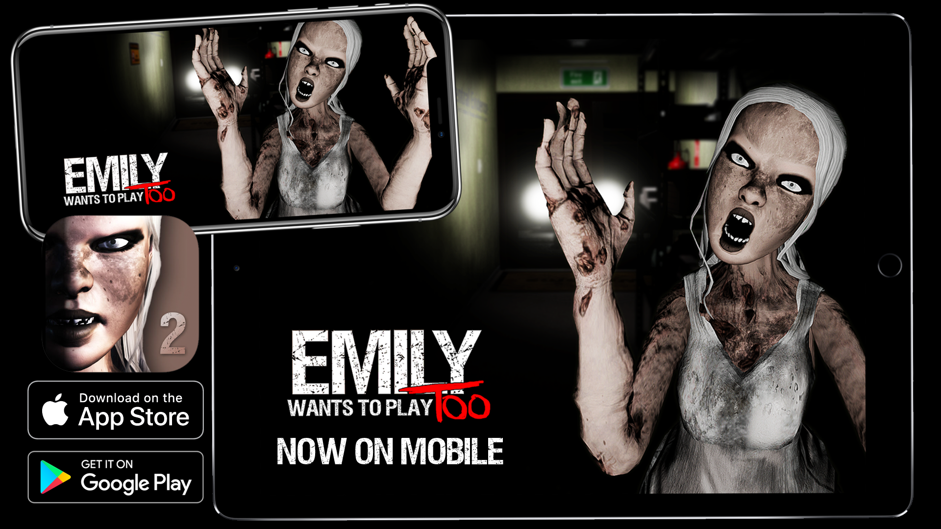 Emily Wants to Play Too is now on mobile.